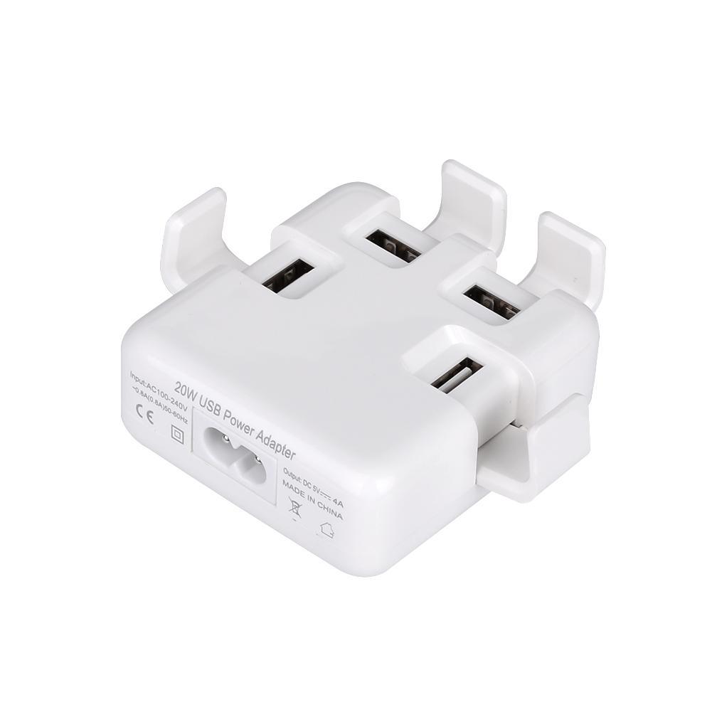 USB Hub Bộ Chia Mimi Di Động USB2.0 5 V 4A Laptop iPhone