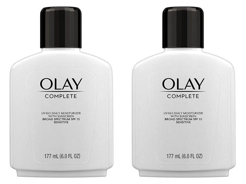 Kem dưỡng da chống nắng Olay Complete Sensitive SPF 15 (177ml) nhập khẩu