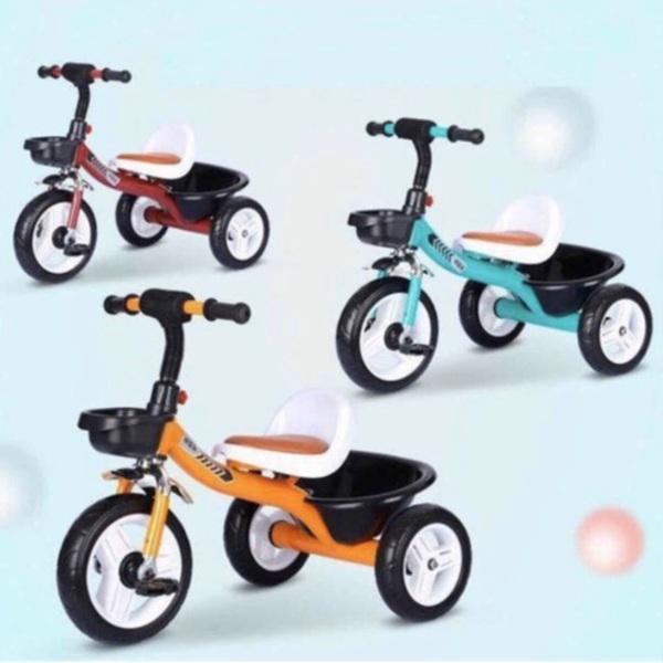 Giá bán Xe đạp 3 bánh yên bọc da cao cấp