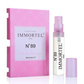 Nước hoa nữ IMMORTEL No 89 Chai xịt 3 ml EDP thumbnail