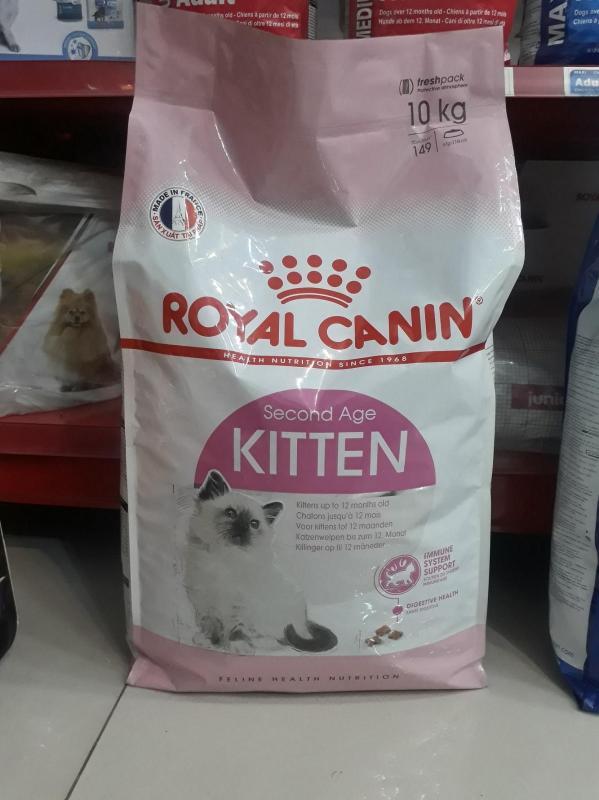 Thức ăn cho mèo con Royal Canin Kitten 10kg