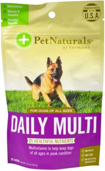 Viên Bổ Sung Vitamin Cho Chó Pet Naturals Daily Multi 30 Viên