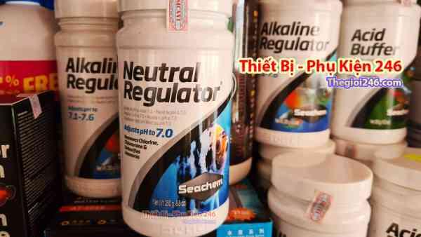 Seachem Neutral Regulator ổn định độ pH 7.0 hồ cá cảnh thủy sinh