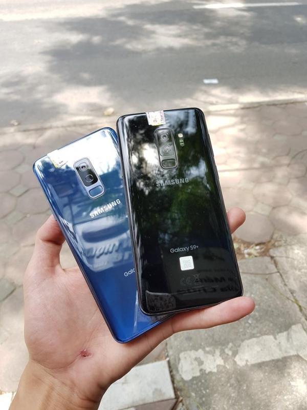PLAYMOBILE BẢO HÀNH 12 THÁNG||Điện thoại Samsung galaxy S9plus (6/64GB), Màn Hình 6.2inch 2K, Chip Snapdragon 845, 1 Nano Sim, Pin 3500mA.