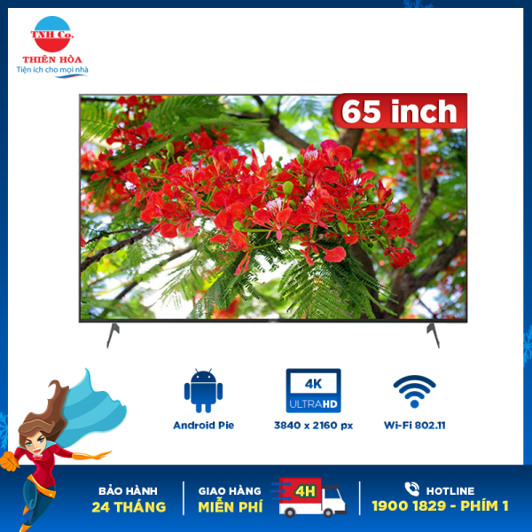 Bảng giá Android tivi 4K Sony 65 inch KD-65X9000H/S VN3