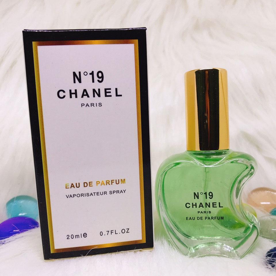 Nước Hoa Mini Nữ Chanel No19 20ml