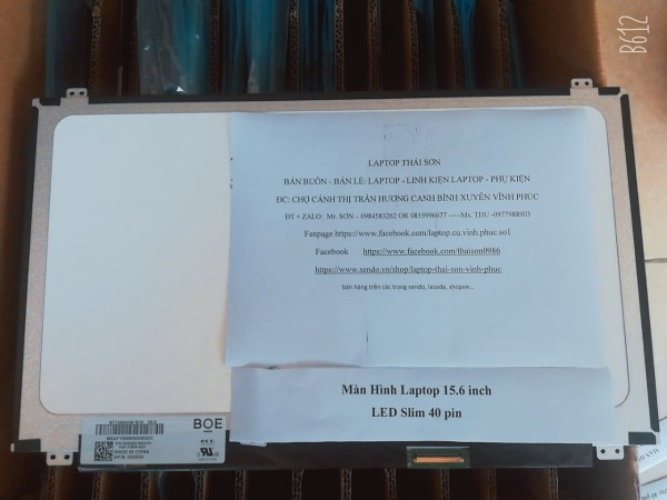Bảng giá Màn hình Laptop Asus X550 X550CA X550CC X550LD Phong Vũ
