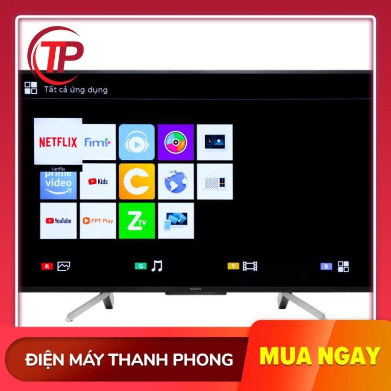 Bảng giá Smart Tivi Sony 50 inch KDL-50W660G