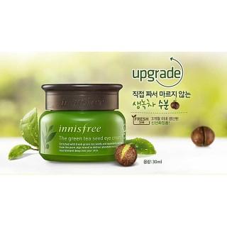 Kem Dưỡng Mắt Innisfree Green Tea Seed Eye Cream 30ml thumbnail