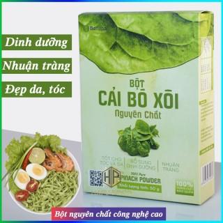 Bột Cải Bó Xôi Behena - ổn định huyết áp tốt cho xương da và tóc - Ăn Dặm Cho Bé Hộp 50gr - HapuFood thumbnail