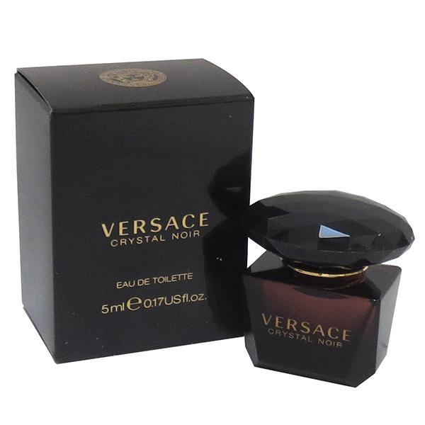 Nước hoa nữ Versacee Crystal Noir Eau De Toilette 5ml