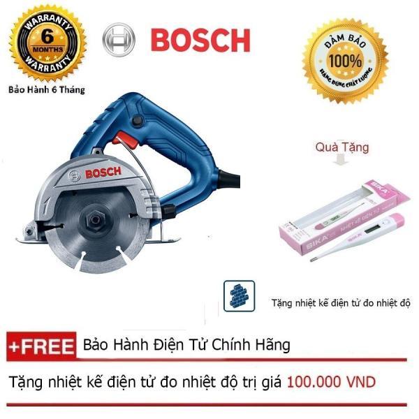 Máy cắt gạch, đá hoa cương Bosch GDC 140 + Quà tặng nhiệt kế điện tử