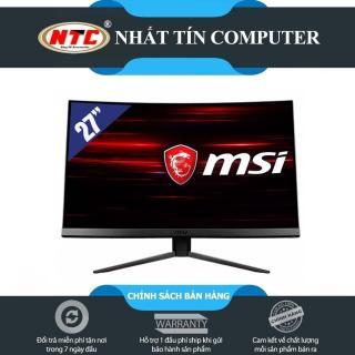 Màn hình máy tính LCD 27inch cong tràn viền MSI Optix MAG271C chuẩn FullHD 1080p 144Hz (Đen) - Nhất Tín Computer thumbnail