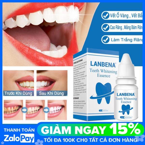 Tẩy Trắng Răng Hiệu Quả Khử Mùi Hôi Miệng Tẩy Vết Ố Vàng Whitening Teeth Treatment Oral giá rẻ