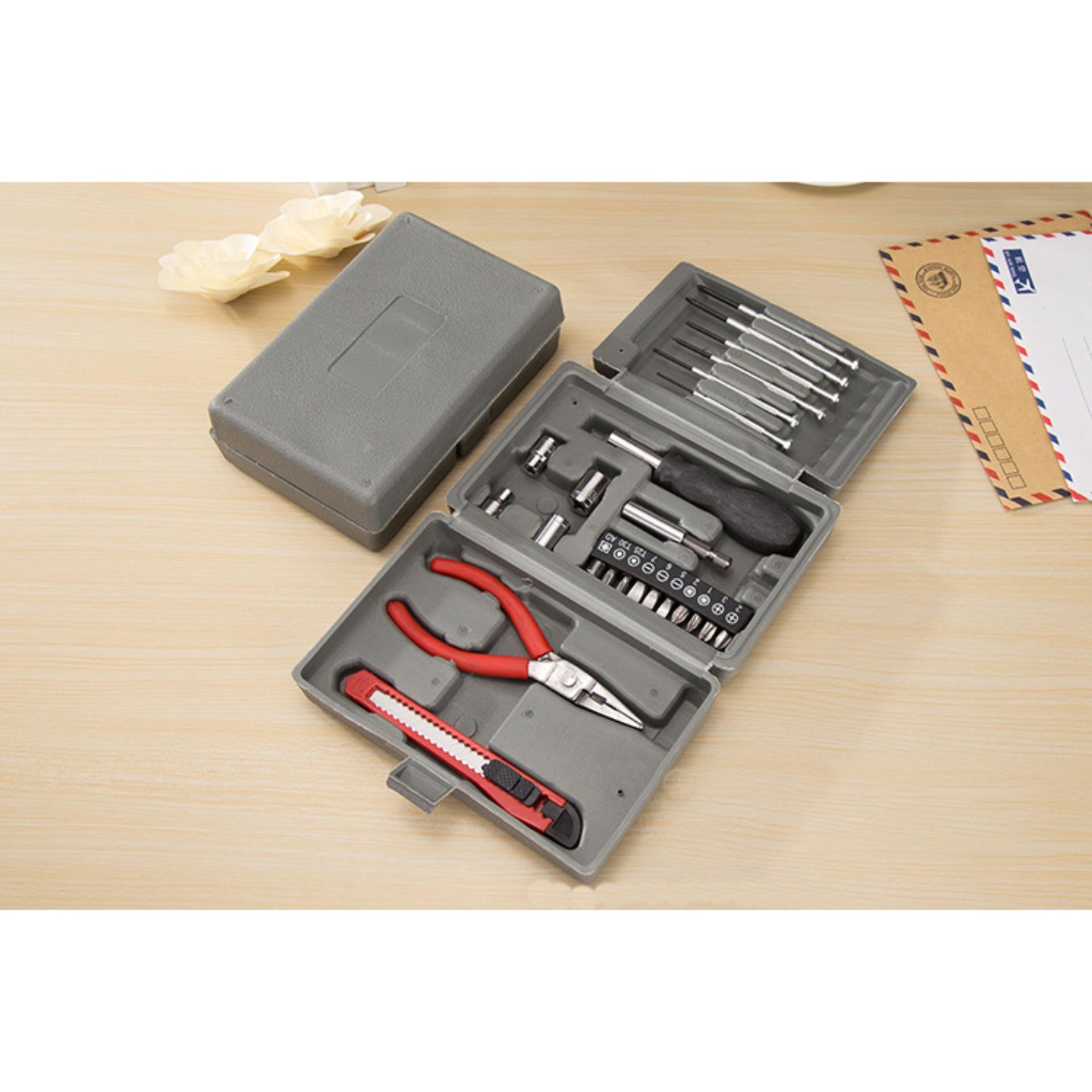Bộ dụng cụ đồ nghề sửa chữa 24 món Nhật Bản