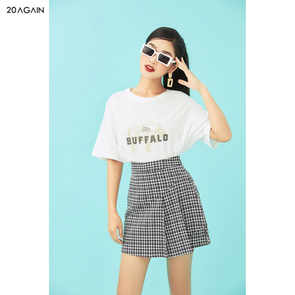 Nơi bán Chân Váy A Tà Bung Phủ Ngoài 20Again JAA1669