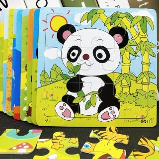 Bộ tranh ghép hình gỗ cao cấp,hình ảnh sống động,màu sắc bắt mắt,phát triển tư duy sáng tạo cải thiện khả năng nhận thức của bé thumbnail