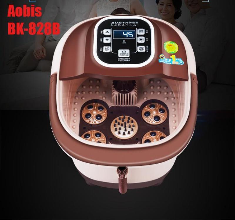 Máy ngâm chân và massage chân cao cấp Aobis BK-828B giá rẻ