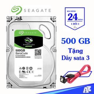 [HCM]Ổ CỨNG PC HDD SEAGATE 160GB 250GB 320GB 500GB 1TB (Bảo hành 24 tháng) thumbnail