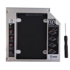 Caddybay dày 12.7mm chuẩn SATA dùng để lắp thêm 1 ổ cứng / SSD thay vào vị trí của ổ DVD