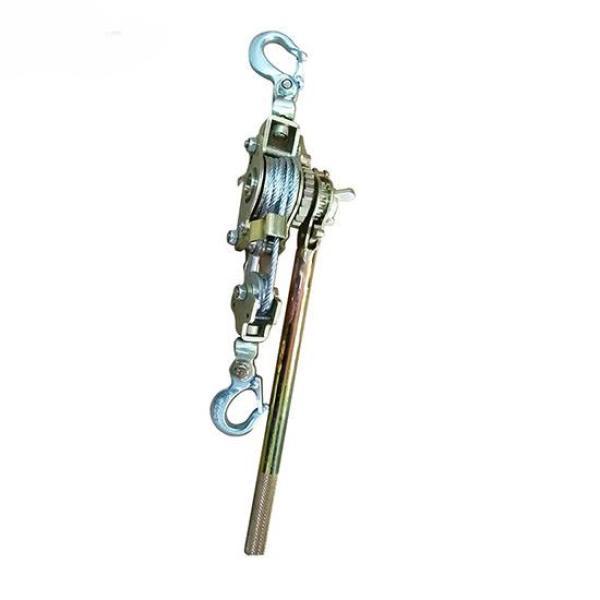 Palang lắc cáp c.hãng 1-3 tấn. Đây là dòng thiết bị được sử dụng cùng cóc kẹp cáp để kích tăng cáp điện, cáp quang và viễn thông.
