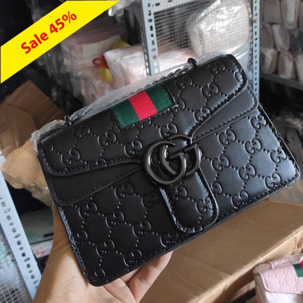Túi Xách nữ đeo chéo,hiệu Gu.ci, 20cm, TX037 loại đẹp