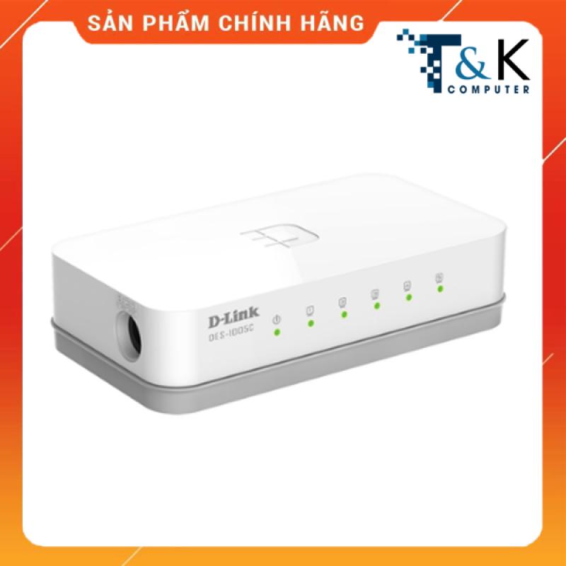 Bảng giá Bộ chia mạng Swith D-link 5 cổng  - HÀNG CHÍNH HÃNG Phong Vũ