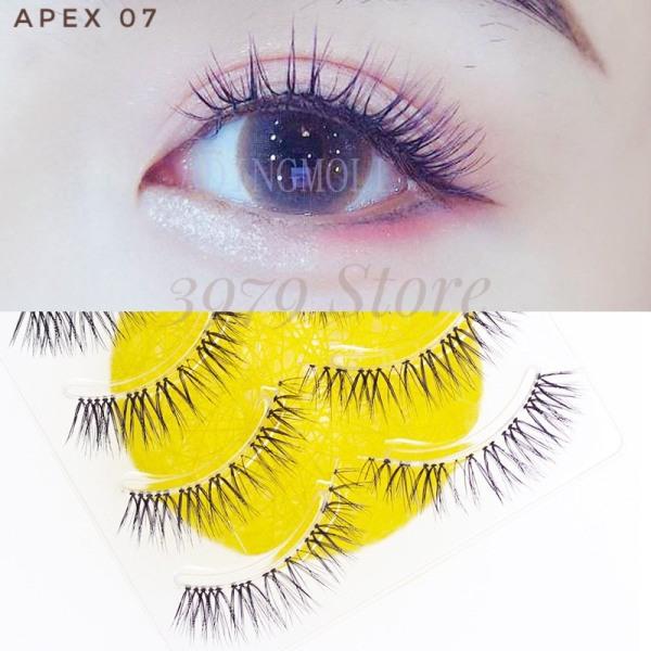 Lông Mi APEX - G007 Loại Cao Cấp - Hộp 5 Cặp Mi giá rẻ