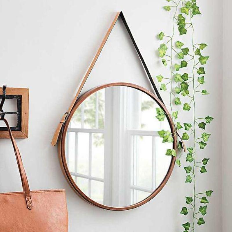 Mirror Circle - Gương tròn treo tường