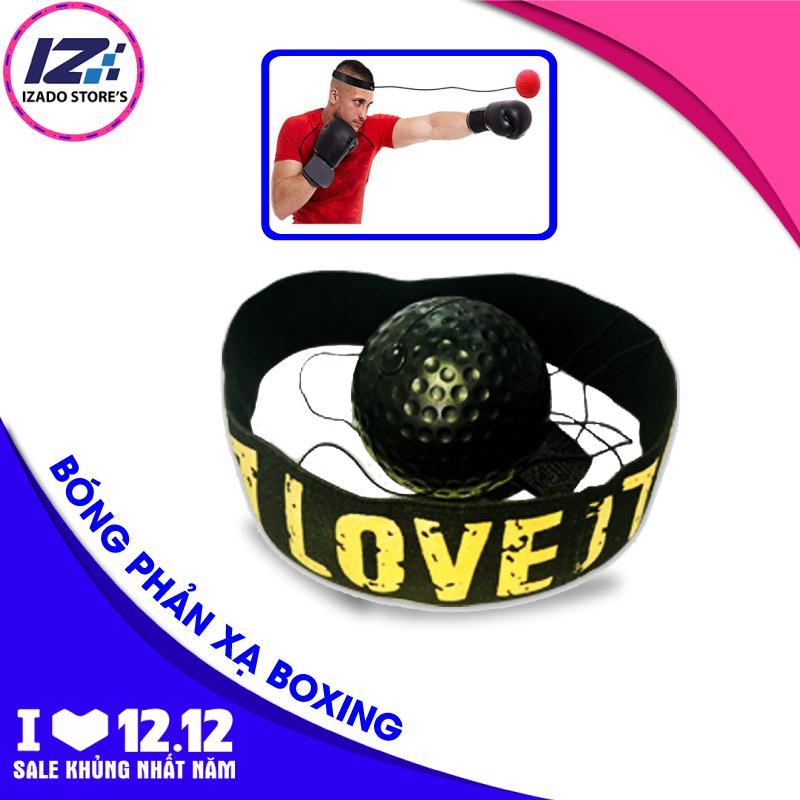 Offer Giảm Giá Bóng Phản Xạ Võ Thuật - Boxing Ball Headband