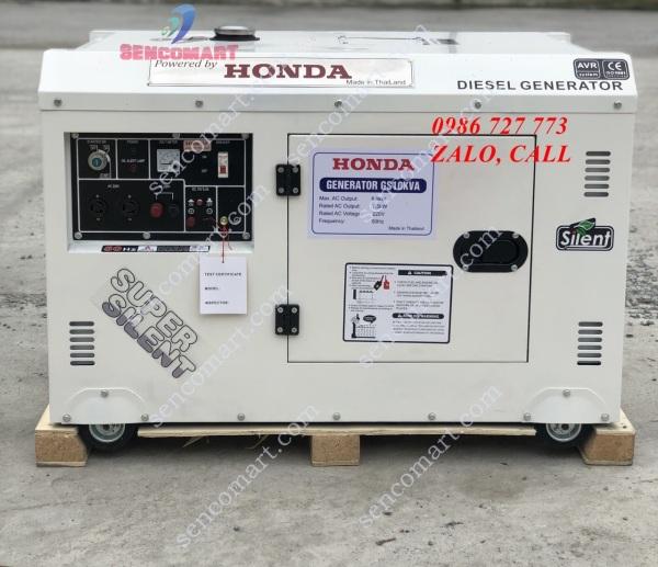 Ở đâu bán máy phát điện Honda GS10KVA Tặng tủ ATS Hàn Quốc