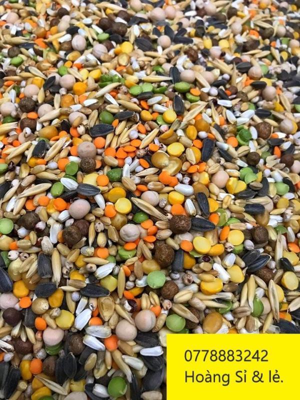Ngũ Cốc Chiến Kê dành cho gà đá (1kg) - Pet Food Store.