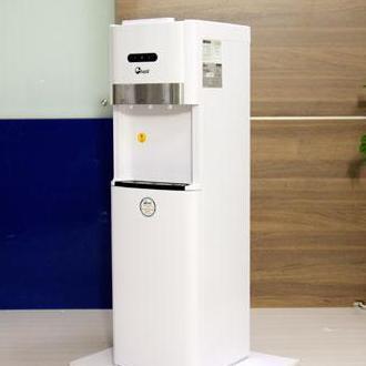 Giá Cây nước nóng lạnh cao cấp FujiE WD6500C, Bình nước âm đặt dưới [ làm lạnh bằng lock ] Điện máy