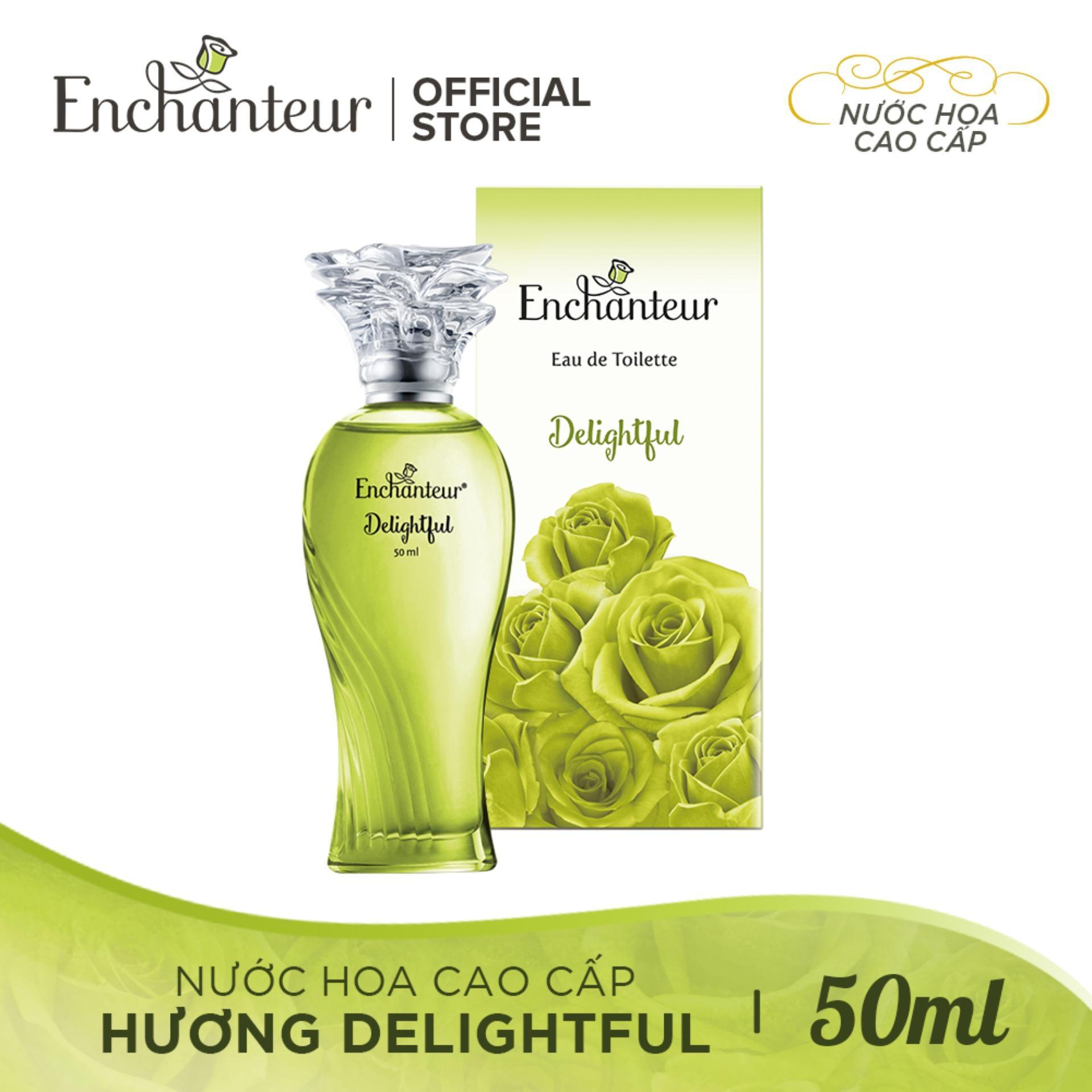 Enchanteur nước hoa cao cấp Delightful 50ml