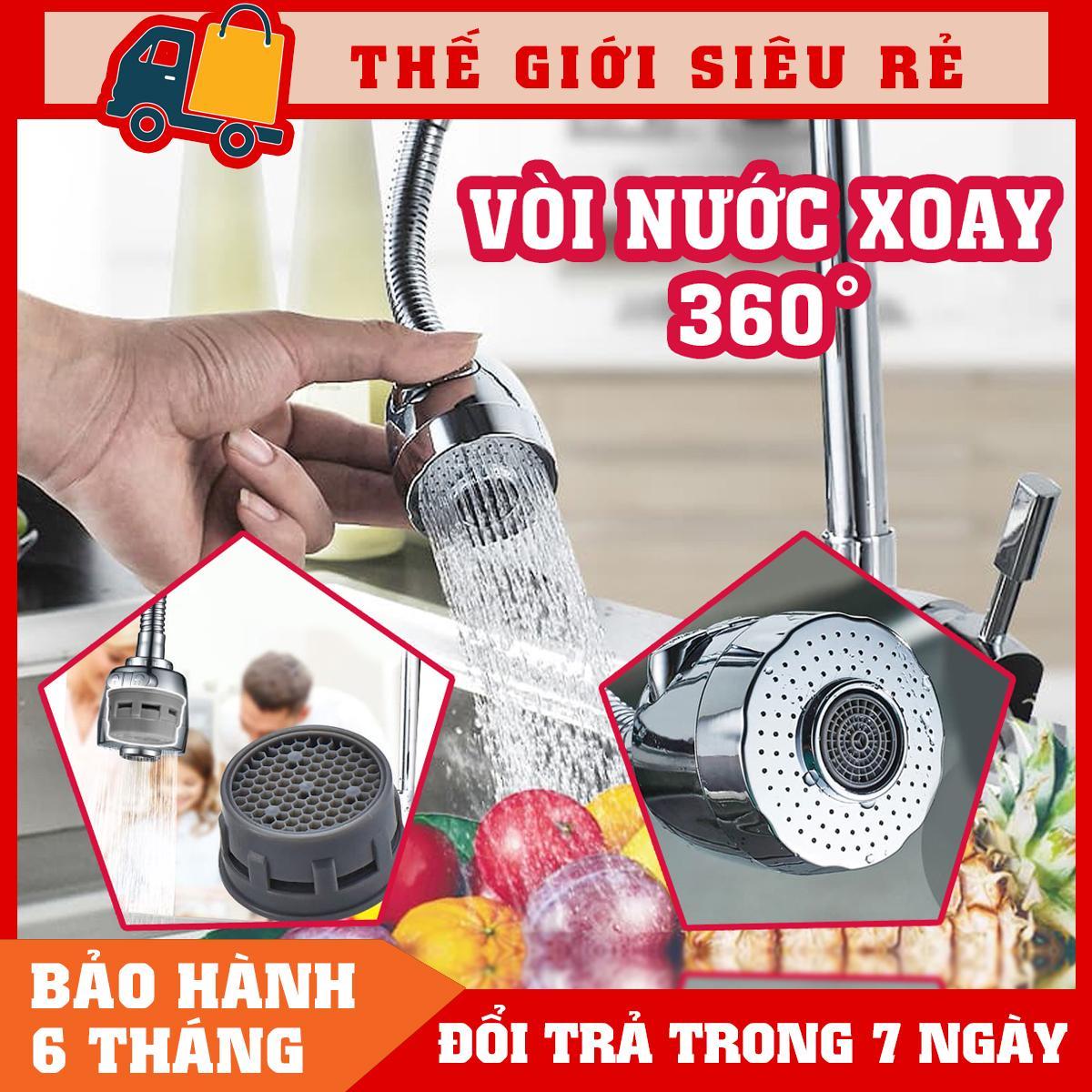 Giá Tiết Kiệm Để Sở Hữu Ngay VÒI NƯỚC INOX TĂNG ÁP CAO CẤP XOAY 360