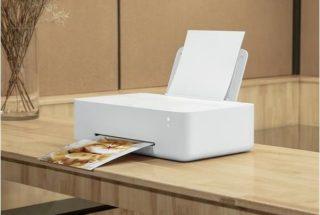[Trả góp 0%]Máy in màu thông minh Xiaomi Mijia Inkjet Printer thumbnail