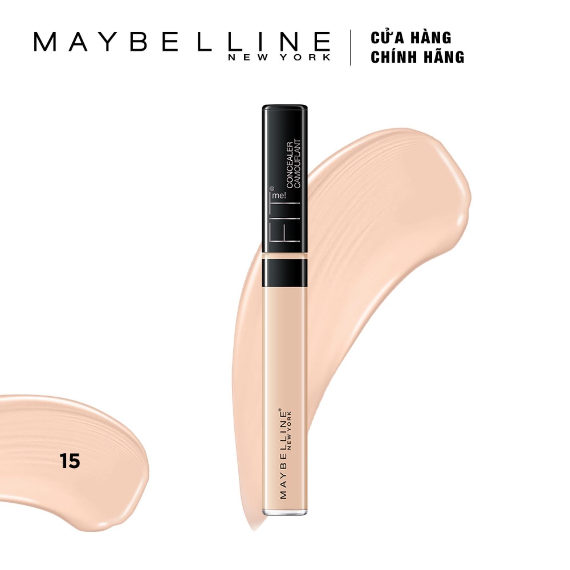 Kem che khuyết điểm đa năng Maybelline New York New York Fit Me Concealer 6.8ml
