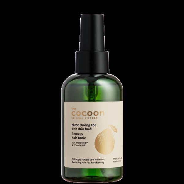 [HCM]Nước dưỡng tóc tinh dầu bưởi Cocoon Pomelo Hair Tonic 140ml