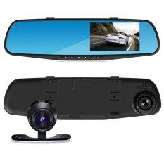 Mã Khuyến Mại Camera Hanh Trinh Gương R9 Đen Rẻ