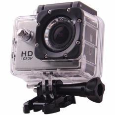 Hình ảnh Camera Hành Trình Sport Cam HD 1080P (bạc)