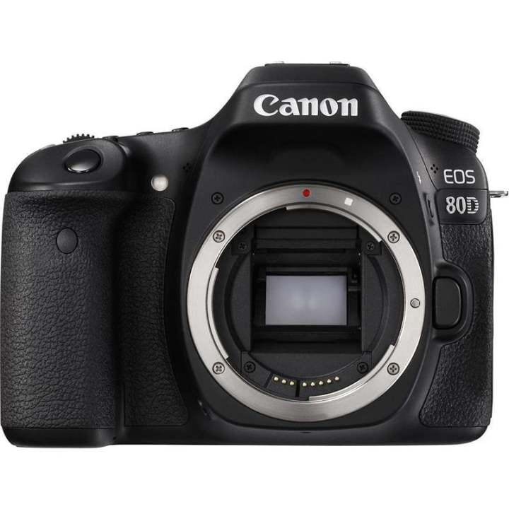 Canon EOS 80D 24.2MP Body - Hãng phân phối chính thức