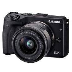 Giá Bán Canon Eos M3 24 2Mp Với Lens Kit 15 45Mm Is Stm Đen Hang Phan Phối Chinh Thức Rẻ