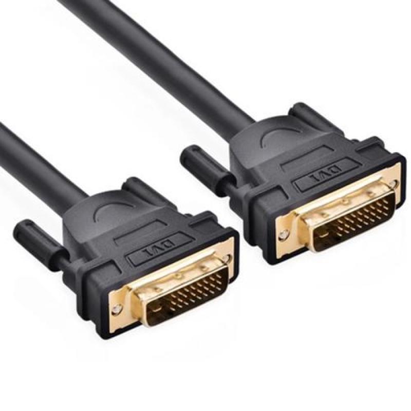 Bảng giá Cáp DVI to DVI 24+1 BFSJ dài 1.5m FullHD 1920x1080 (Đen) Phong Vũ