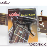 Capo Guitar Alice A007D Bk Đen Mới Nhất