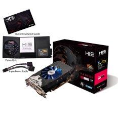 Card Màn Hình His RX iCooler 460 OC 4GB_ Hàng Nhập Khẩu
