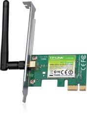 Hình ảnh Card mạng không dây TP-Link TL-WN781ND (Trắng)
