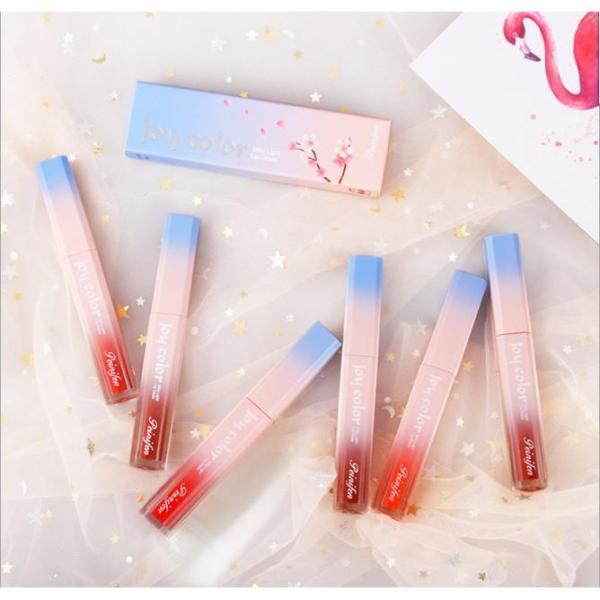 Son Kem Tint Joy Color siêu lì Hàng Nội Địa Trung lên màu chuẩn giá rẻ