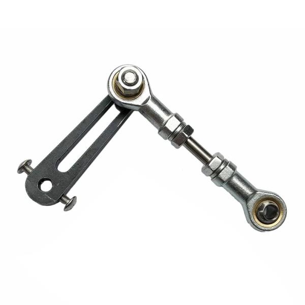 Reciprocating Telescopic Rocker Arm 20-80mm Adjustable Stroke DIY Rocker Lever Reciprocating Motor Accessories