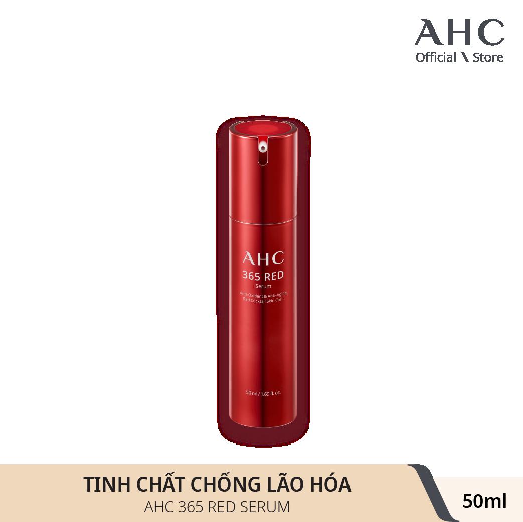 Tinh Chất Dưỡng Chống Lão Hoá AHC 365 Red Serum 50ml