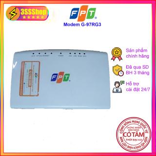 Modem WiFi FPT G-97RG3 G97RG3 hàng chính hãng đã qua sử dụng - Bảo hành 3 tháng thumbnail